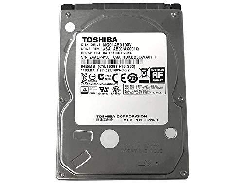 Toshiba 1TB 5400RPM