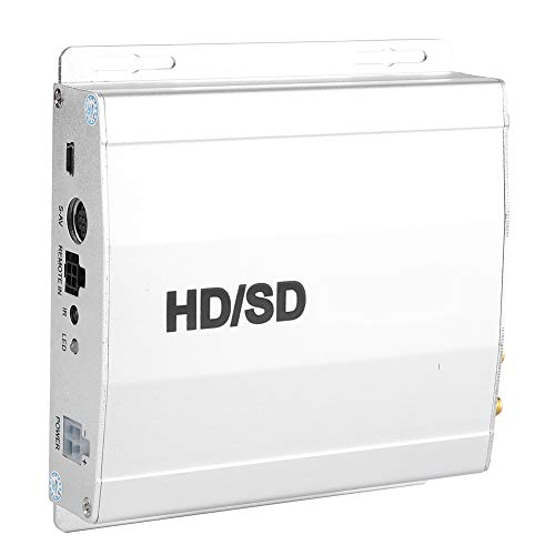 Changor Varios televisor Receptor, Mpeg-4/H.264/Avc Aluminio Aleación Mpeg/AAC/PCM Diversidad Estructura