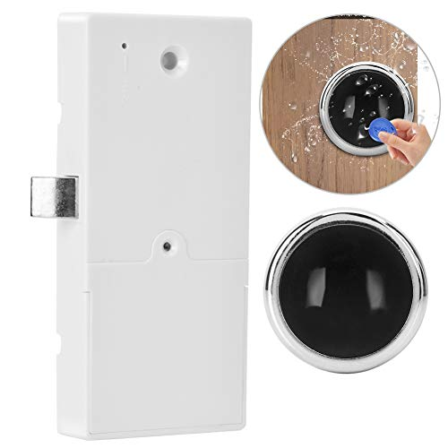 Cerradura digital inteligente RFID, cerradura de inducción, cerradura de gabinetes de gabinete electrónica para sauna Spa Gym