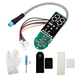 Bluetooth M365 Circuit Board Screen Cover Accessories Kit Compatible with Xiàomi M365 Pro Electric Scooter