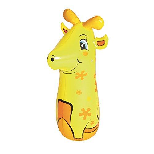 UP IN & OVER Bop Bag Giraffe
