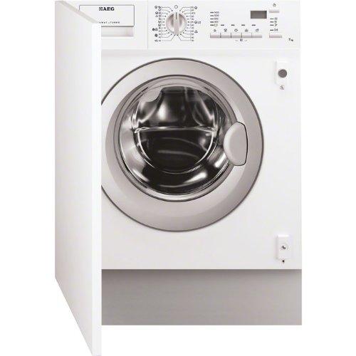 lavadora secadora electrolux integrable Marca AEG