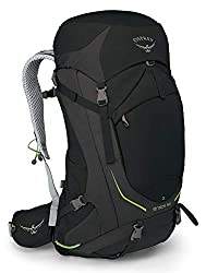 Hiking backpack for multi-day tours