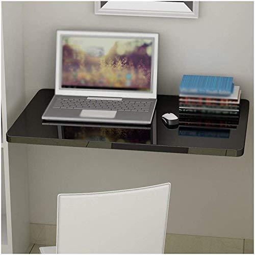 LITING Computer Desk Home Office Wandmontage Opklapbare Tafel Bureau Door Muur Werkbank Keuken Eettafel Studie Tafel Kinderen Tafel (Maat: 100 * 40cm)