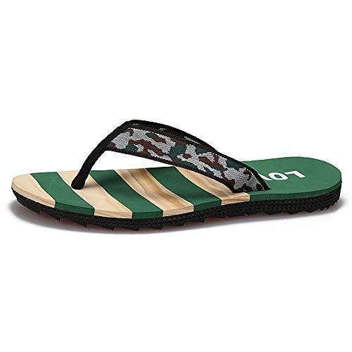 Heren Classic Honourable Oxfords Hoge kwaliteit zomer strand pantoffels voor mannen Casual Flip Flops Tanga stoffen riemen lichte indoor Outdoor Slip On Retro Temperament Oxfords voor mannen