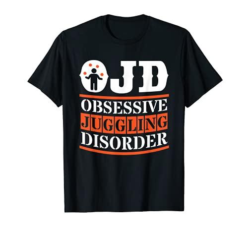 Disfraz de payaso malabares circo malabarismo amante divertido regalo Camiseta