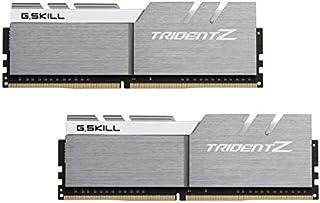 F4-4000C19D-16GTZSW [Trident Z 16GB (8GBx2) DDR4 4000Mhz (PC4-32000) 1.35V XMP 2.0 Silver/White]