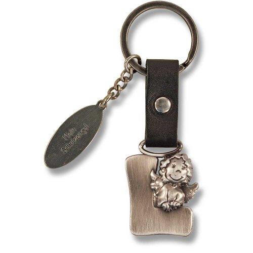 Schutzengel Schlüsselanhänger Buchstabe L