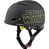 ALPINA(アルピナ) ALPINA PARK JR. 子供用ヘルメット スターウォーズ/ブラック 51-55