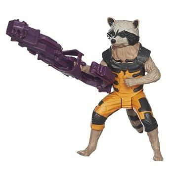 Marvel Guardians of the Galaxy Titan Hero Series Rocket Raccoon Figure