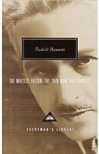 Maltese Falcon & the Thin Man & Red Harvest (Everyman's Library Classics & Contemporary Classics) (Hardback) - Common