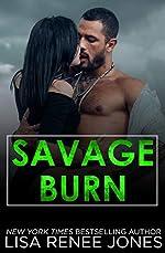 Savage Burn (Savage Series Book 2)