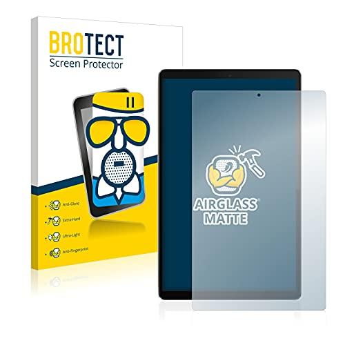 BROTECT Protector Pantalla Cristal Mate Compatible con Lenovo Nook 10' Protector Pantalla Anti-Reflejos Vidrio, AirGlass