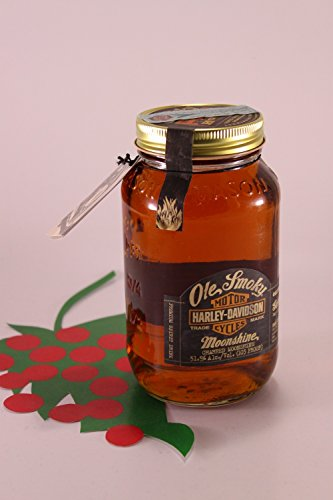 Whisky Harley Davidson Moonshine Ole Smoky Whiskey 51,5% 70 cl.