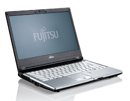 Fujitsu Lifebook S760 33,8 cm (13,3 Zoll) Laptop (Intel Core i7 640M, 2,8GHz, 4GB RAM, 128GB SSD, Intel X4500HD, Win7 Prof, DVD)
