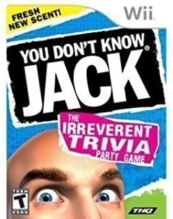 NEW You Don't Know Jack Wii (Videogame Software)