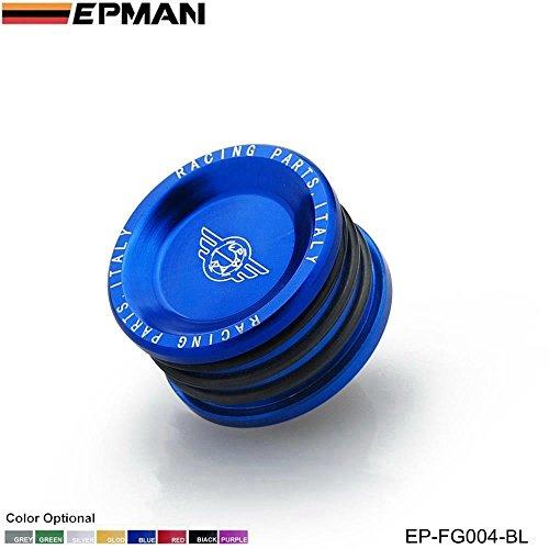 EPMAN Racing Engine Billet Cam Plug Seal Fit For Honda CRV B20 (Blue)