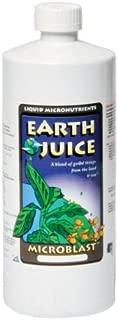 HydroOrganics HOJ07601 Earth Juice Microblast , 1-Quart