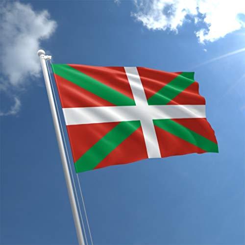 Matfords Baskische Flagge, 152 x 91 cm