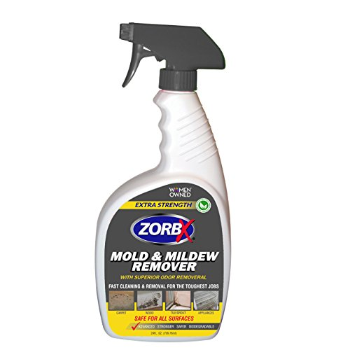 ZORBX Extra Strength Mold and Mildew Cleaner