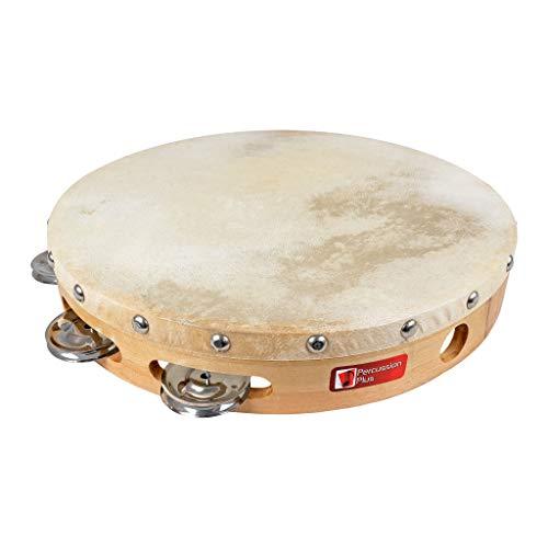 Percussion Plus PP873 - Pandereta de madera