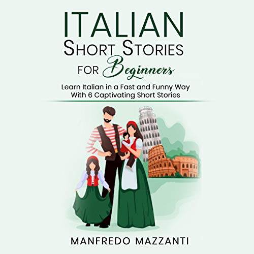 Italian Short Stories for Beginners Titelbild