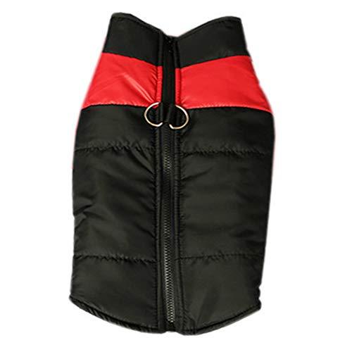 Nonebrand Burst Huisdier benodigdheden Hond Ski Pak Hond Kleding Down Warm Katoen Kleding Winter Stormwear
