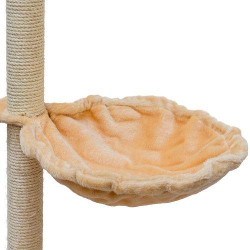 EYEPOWER 14902 Liegemulde Beige Durchmesser 45cm