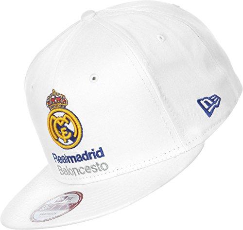 New Era Euroleague Real Madrid Snapback S/M white