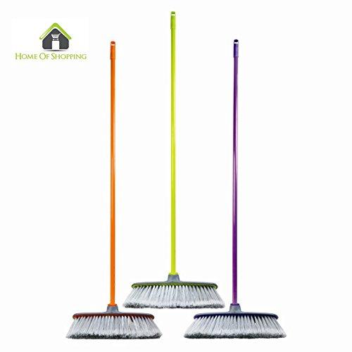 Colorato Sweeping Scopa con impugnatura