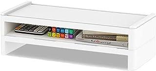Acryl Eenvoudige Monitor Stand Riser Multifunctionele Scherm Stand Riser Desktop Organizer voor Office Laptop Stand Dubbel...