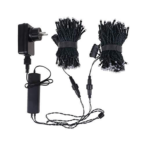 Navidad Bluetooth Luces de Cadena LED Cadena de luz de Aplicación Móvil Control Remoto Decora tu árbol de Navidad único for el partido 20M 250LED