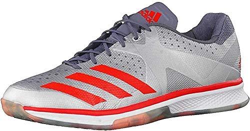 adidas Herren Counterblast Handballschuhe, Mehrfarbig (Plamet/Roalre/Acenat 000), 48 EU