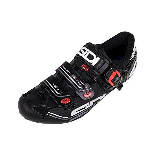 Sidi Men's Genius 7 Cycling Shoes Black (38)