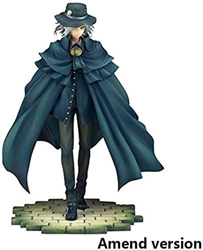 Modelo de animación Animado Esculturas Nueva Schicksal/Gran Orden de Edmond Dantés PVC Figura -Altamente Detallada Sculpt 8 66 Inche Anime Sculpture