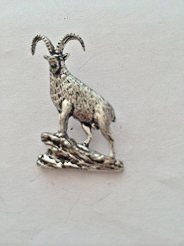 Pin de estaño inglés A54 Ibex con un paquete de regalo de Prideindetails