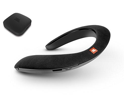 JBL SoundGear BTA ウェアラブル ネックスピーカー ワイヤレスオーディオトランスミッター付き Bluetooth/a...