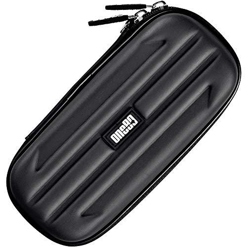 ONE80 Shard Mini Standard Wallet Dartbox Dart Chase Aufbewahrung Dart Hülle Dart Tasche (Schwarz)