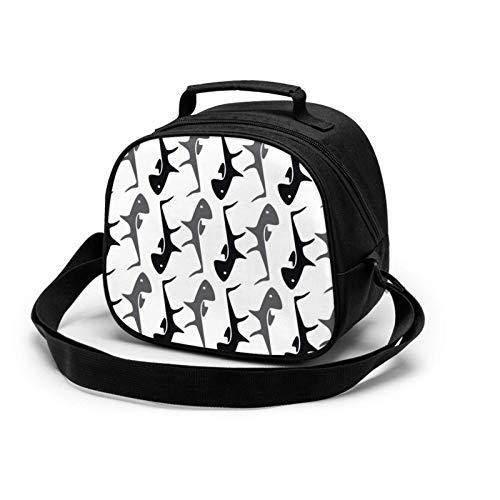 Isolierte Lunchtasche, Mini-Kühltasche, mit Griff, für Mädchen, Jungen, Schule, Reisen, Picknick, Kinderessen