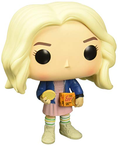 Funko Pop! TV: Stranger Things - Eleven Con Eggos CHASE 10cm Figura de accion