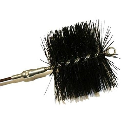 Review Round Master Sweep Chimney Wire Brush with TLC - 8