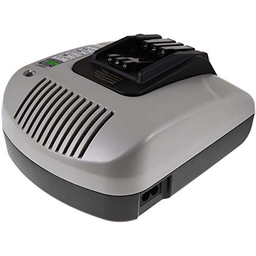 Powery Cargador de batería Compatible con Festool Modelo TCL 3 / TRC3