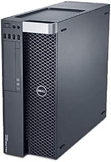 Dell Precision T5600 Revit Workstation E5-2643 4 Cores 8 Threads 3.3Ghz 64GB 500GB M.2 SSD 2TB 2TB Quadro 4000 Win 7 Pro (Renewed)