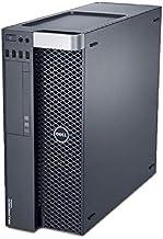 Dell Precision T5600 Workstation 2X E5-2609 Quad Core 2.4Ghz 128GB 1TB NVS300 Win 10 Pre-Install (Renewed)