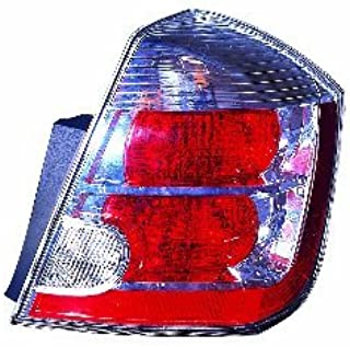 Depo 315-1958R-AC1 Nissan Sentra Passenger Side Replacement Taillight Assembly