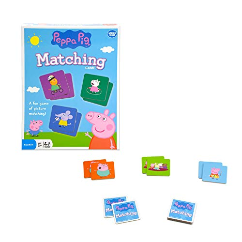 Wonder Forge Peppa Pig Matching Game Now $5.92 (Was $9.99)