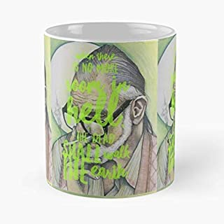 George Romero Zombies Dawn Of The Dead Horror Master C Simple 110z Novelty Coffee Mugs