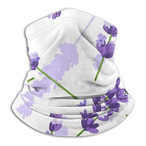 Lzz-Shop haarband met lavendelbloemen, 1 stuk
