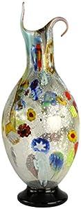 Jarra romana – Jarrón – Cristal de Murano original