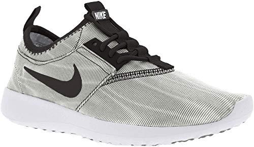 Nike Damen WMNS Juvenate Print Turnschuhe, Blanco (White/Black-Cool Grey), 43 EU